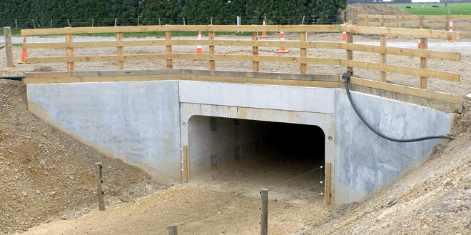 Culverts, Bridges & Underpasses