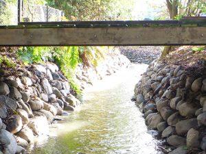 Mill Creek Stabilisation 2012