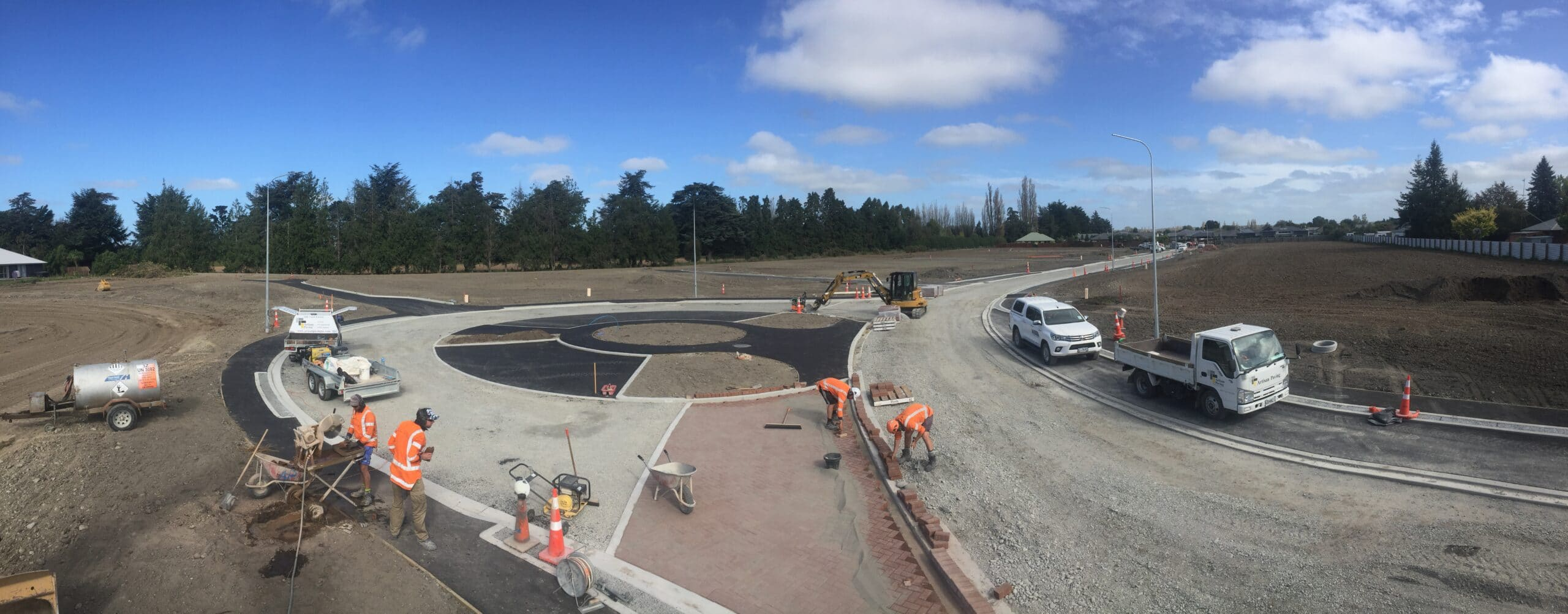 Site Works, Driveways & Sub-divisions