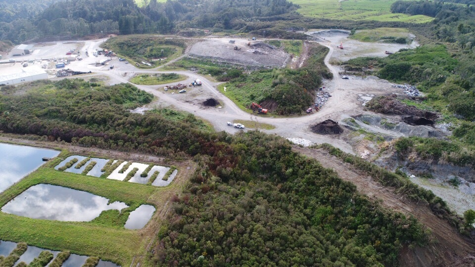 McLeans Pit Landfill – Cell 3a